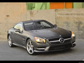 SL500/550 BITURBO 2011-UP