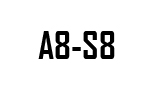 A8 - S8