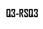 Q3 - RSQ3